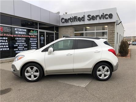 2016 Buick Encore Leather (Stk: 9046A) in Blenheim - Image 1 of 21