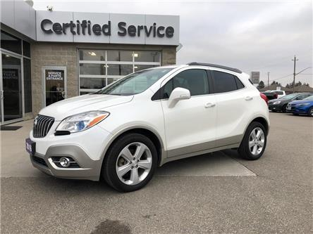 2016 Buick Encore Leather (Stk: 9046A) in Blenheim - Image 2 of 21