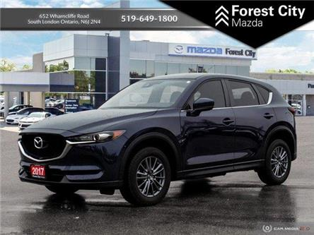 2017 Mazda CX-5 GS (Stk: 19C50273A) in London - Image 1 of 18
