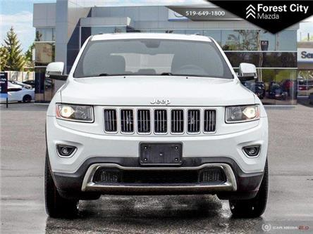 2016 Jeep Grand Cherokee Limited (Stk: 19C97305B) in London - Image 2 of 17