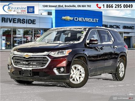 2018 Chevrolet Traverse LT (Stk: 19-504A) in Brockville - Image 1 of 27