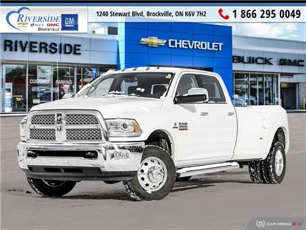 2018 RAM 3500 Laramie (Stk: PR1558) in Brockville - Image 1 of 27