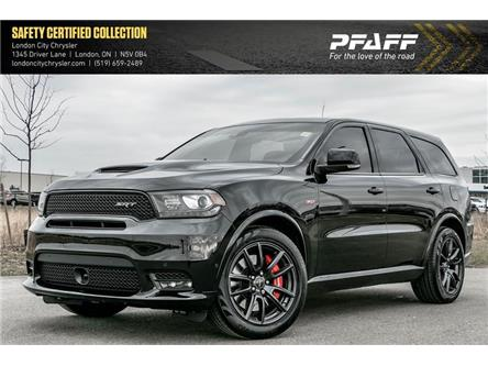 2018 Dodge Durango SRT (Stk: LC2381A) in London - Image 1 of 22