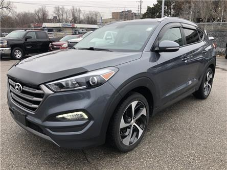 2016 Hyundai Tucson Limited (Stk: 13227A) in Oshawa - Image 1 of 10