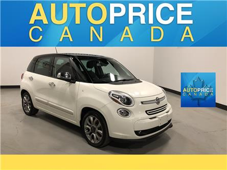 2014 Fiat 500L Lounge (Stk: W0785) in Mississauga - Image 1 of 28