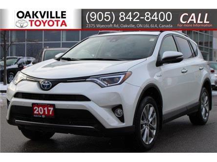 2017 Toyota RAV4 Hybrid Limited (Stk: LP1061) in Oakville - Image 1 of 18
