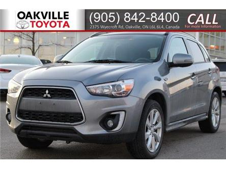 2015 Mitsubishi RVR GT (Stk: LP1000A) in Oakville - Image 1 of 10