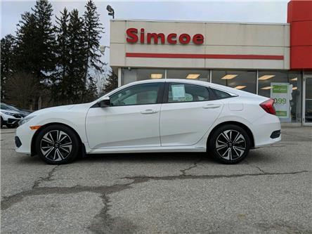 2016 Honda Civic EX-T (Stk: SH166) in Simcoe - Image 2 of 18