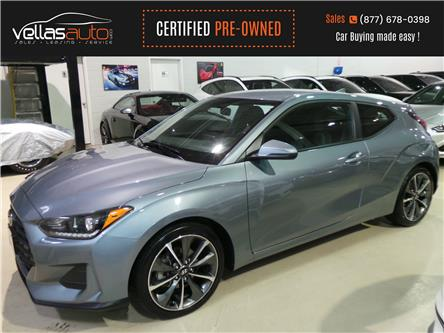 2019 Hyundai Veloster 2.0 GL (Stk: NP8014) in Vaughan - Image 1 of 25