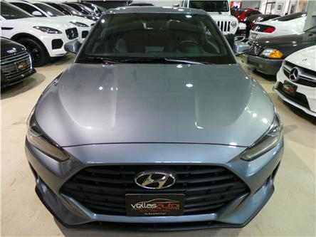 2019 Hyundai Veloster 2.0 GL (Stk: NP8014) in Vaughan - Image 2 of 25