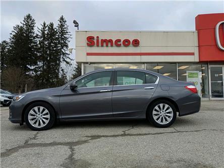 2015 Honda Accord EX-L (Stk: SH186) in Simcoe - Image 2 of 19