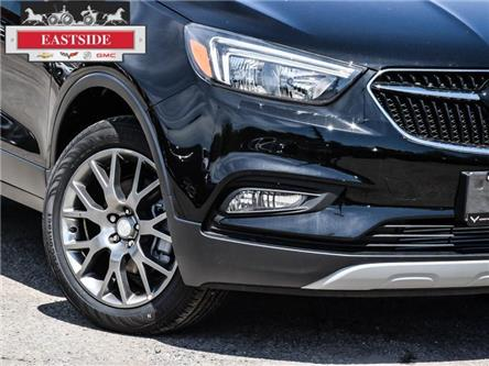 2019 Buick Encore Sport Touring (Stk: KB875521) in Markham - Image 2 of 24