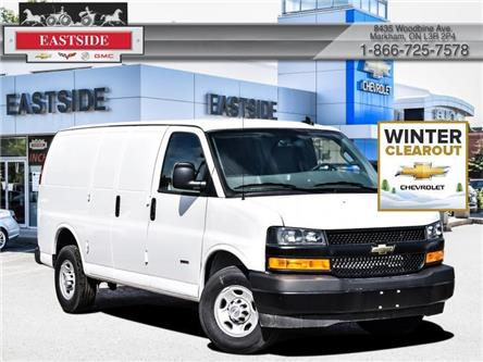 2019 Chevrolet Express 2500 Work Van (Stk: K1274964) in Markham - Image 1 of 24