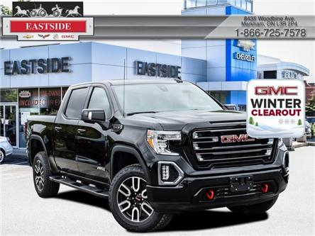 2020 GMC Sierra 1500 AT4 (Stk: LZ118694) in Markham - Image 1 of 30