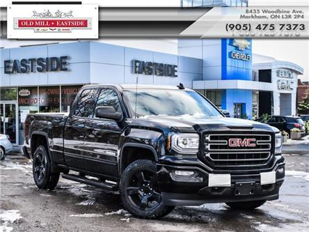 2019 GMC Sierra 1500 Limited Base (Stk: K1234940) in Markham - Image 1 of 22