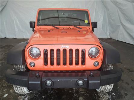 2015 Jeep Wrangler Sport (Stk: 1915061) in Thunder Bay - Image 2 of 14