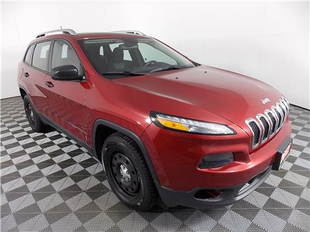 2017 Jeep Cherokee Sport (Stk: 220051A) in Huntsville - Image 1 of 31