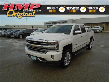 2018 Chevrolet Silverado 1500 High Country (Stk: 82640) in Exeter - Image 1 of 30
