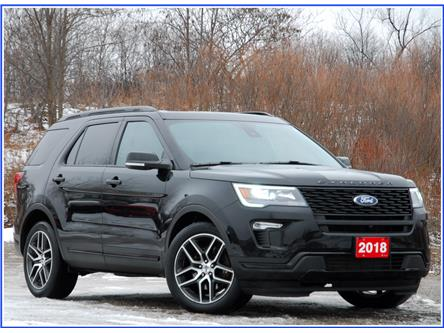 2018 Ford Explorer Sport (Stk: 151200) in Kitchener - Image 1 of 20