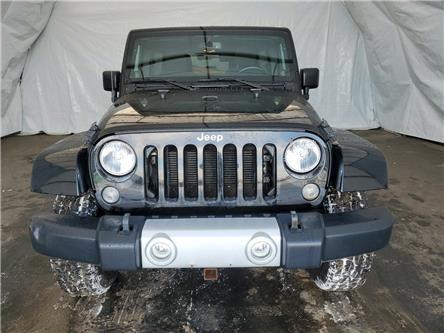 2014 Jeep Wrangler Unlimited Sahara (Stk: 2011391) in Thunder Bay - Image 2 of 15