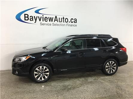 2017 Subaru Outback 3.6R Limited (Stk: 36167W) in Belleville - Image 1 of 28