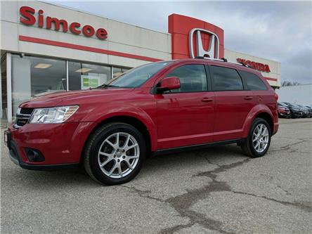 2013 Dodge Journey SXT/Crew (Stk: 20031A) in Simcoe - Image 1 of 17