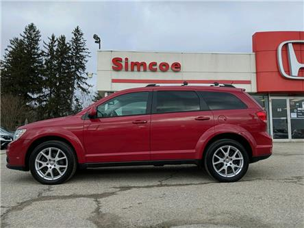 2013 Dodge Journey SXT/Crew (Stk: 20031A) in Simcoe - Image 2 of 17