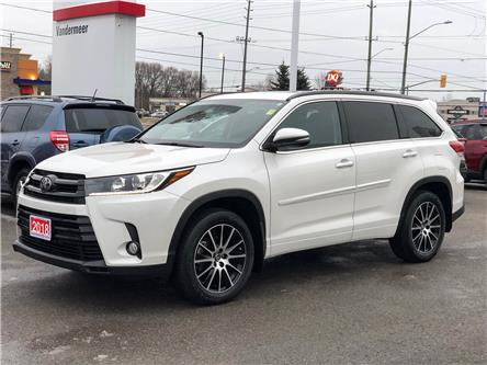 2018 Toyota Highlander XLE (Stk: W4943A) in Cobourg - Image 1 of 21