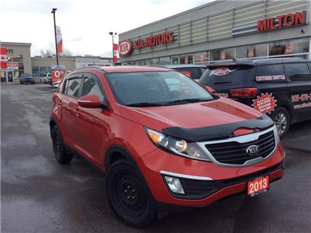 2013 Kia Sportage LX (Stk: 694854A) in Milton - Image 1 of 17