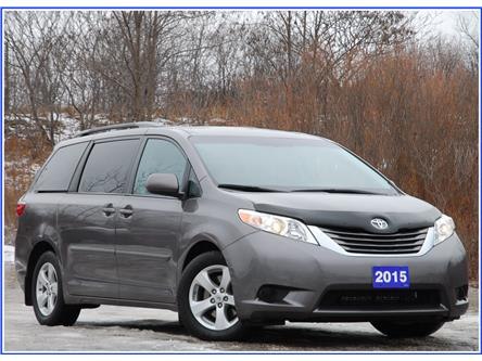2015 Toyota Sienna LE 8 Passenger (Stk: 59622A) in Kitchener - Image 1 of 16