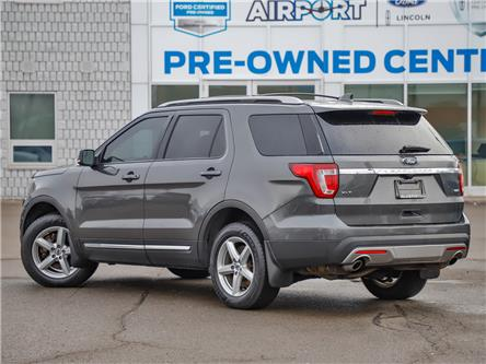 2016 Ford Explorer XLT (Stk: B00025X) in Hamilton - Image 2 of 22