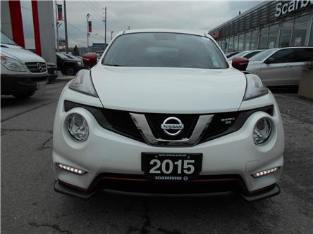 2015 Nissan Juke NISMO RS (Stk: L19049A) in Scarborough - Image 2 of 24