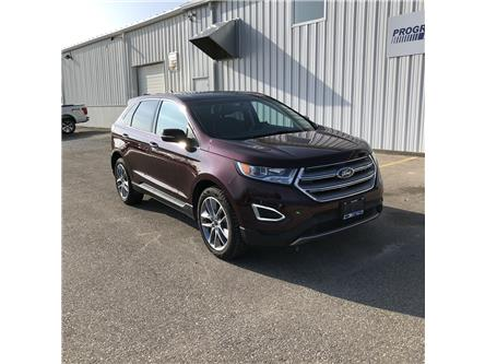 2017 Ford Edge Titanium (Stk: HBB92565T) in Wallaceburg - Image 1 of 15