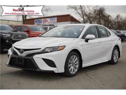 2020 Toyota Camry SE (Stk: 20271) in Hamilton - Image 1 of 17