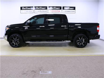 2019 Toyota Tundra Platinum 5.7L V8 (Stk: 191161) in Kitchener - Image 2 of 31