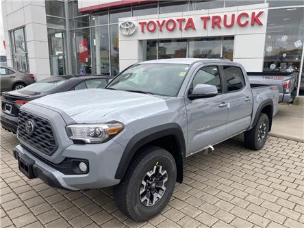 2020 Toyota Tacoma Base (Stk: TA1431) in Niagara Falls - Image 1 of 4
