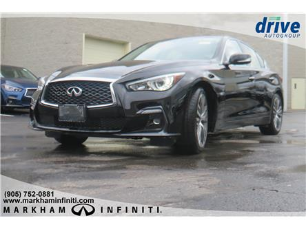 2019 Infiniti Q50 3.0t Signature Edition (Stk: P3353) in Markham - Image 1 of 4