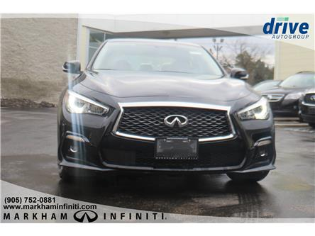 2019 Infiniti Q50 3.0t Signature Edition (Stk: P3353) in Markham - Image 2 of 4