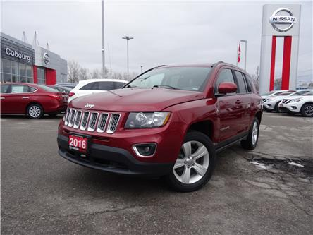 2016 Jeep Compass  (Stk: CGL183732A) in Cobourg - Image 1 of 30