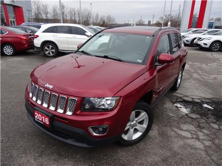 2016 Jeep Compass  (Stk: CGL183732A) in Cobourg - Image 2 of 30