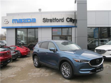 2020 Mazda CX-5 GT (Stk: 20006) in Stratford - Image 1 of 13