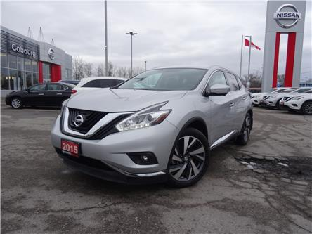 2015 Nissan Murano Platinum (Stk: CKN147920A) in Cobourg - Image 1 of 37