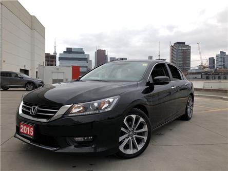 2015 Honda Accord Sport (Stk: HP3676) in Toronto - Image 1 of 29