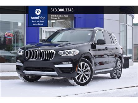 2019 BMW X3 xDrive30i (Stk: A0143) in Ottawa - Image 1 of 28