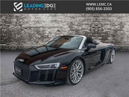 2017 Audi R8 5.2 V10 (Stk: 17065) in Woodbridge - Image 1 of 20