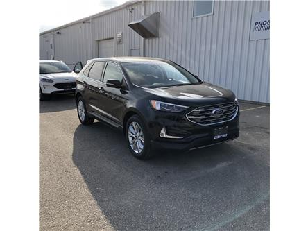 2020 Ford Edge Titanium (Stk: LBA38072) in Wallaceburg - Image 1 of 17