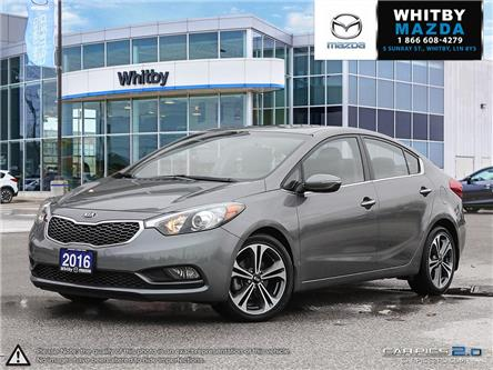 2016 Kia Forte  (Stk: P17540) in Whitby - Image 1 of 26