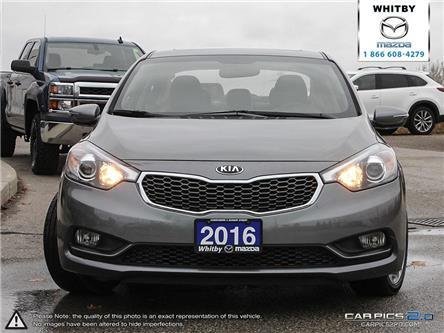 2016 Kia Forte  (Stk: P17540) in Whitby - Image 2 of 26