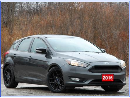 2016 Ford Focus SE (Stk: 9G7700A) in Kitchener - Image 1 of 14