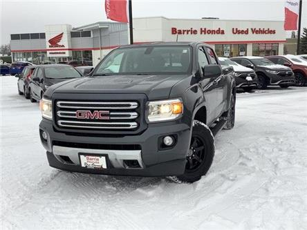 2016 GMC Canyon SLE (Stk: U16271) in Barrie - Image 1 of 25